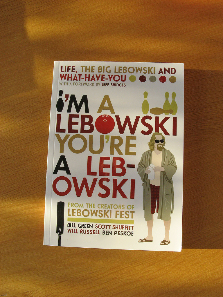 Lebowski Who Is Free But They Who Live While The World Performs?